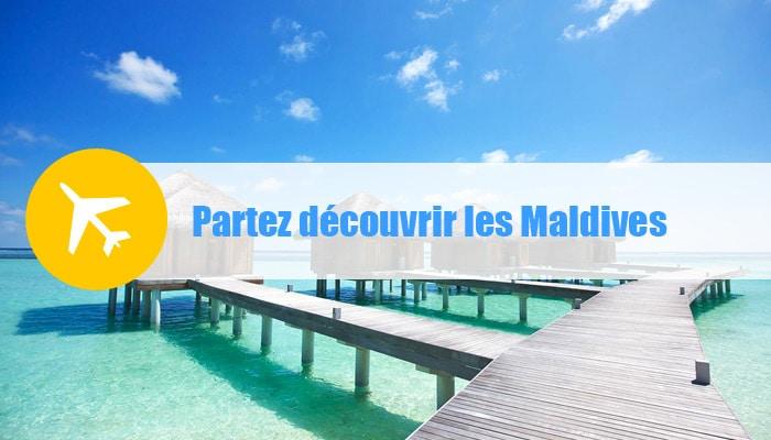 decouverte des maldives