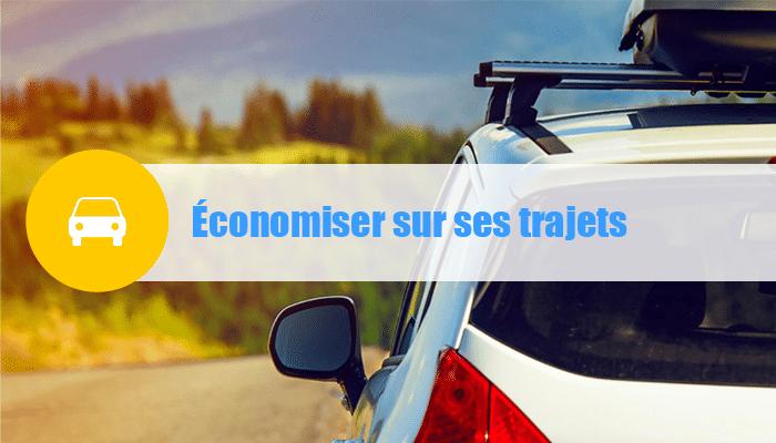 economies trajets vacances