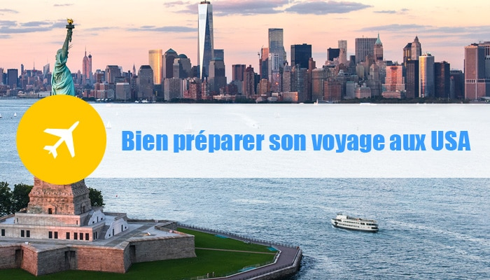 voyage usa