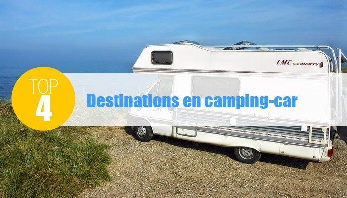 destinations camping car